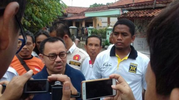 Sudirman Said ; Saya Percaya PKS Profesional Membantu Korban Banjir