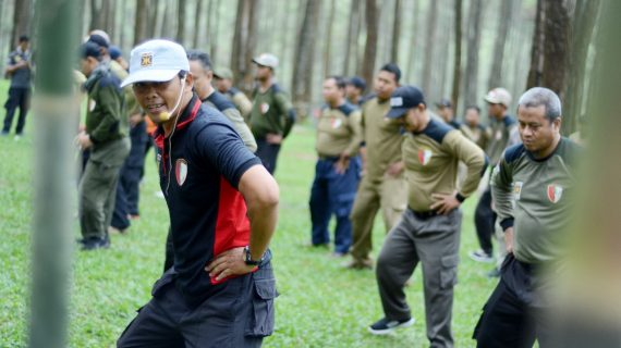 Giat Senam Nusantara,  Selain Bugar, Jadi Lebih Cinta Indonesia