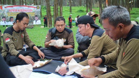 Kemah Kebangsaan PKS Perdana Bayu Arie Sasongko
