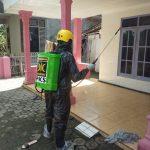 Aksi kader PKS Kota Tegal Cegah Covid-19